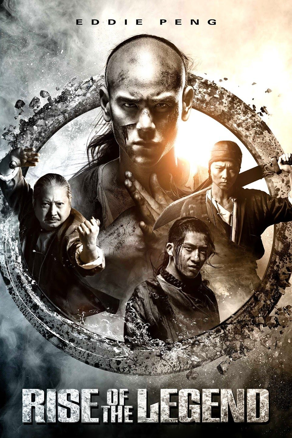 Rise of the Legend 2014 Dual Audio Hindi 450MB BluRay 480p ESubs Free Download