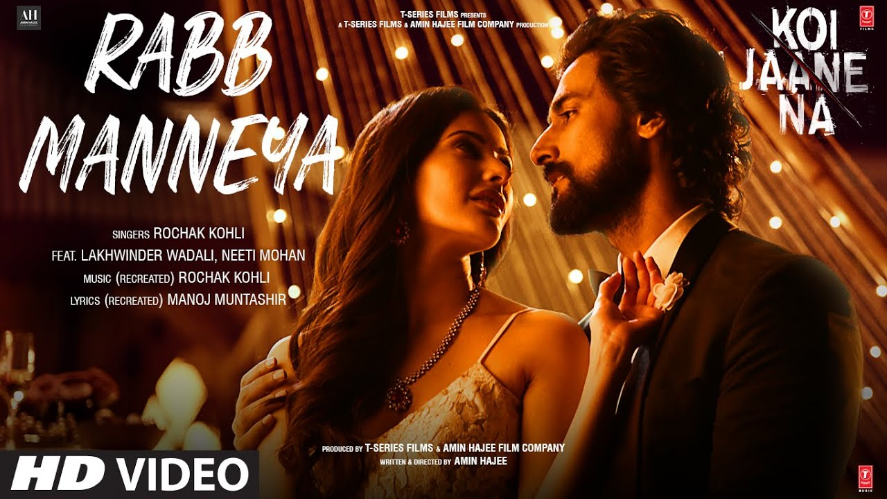 Rabb Manneya (Koi Jaane Na) 2021 Hindi Video Song 1080p HDRip 22MB Download