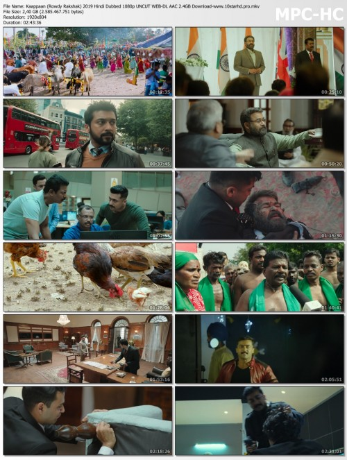 Kaappaan Rowdy Rakshak Screen Shot 2
