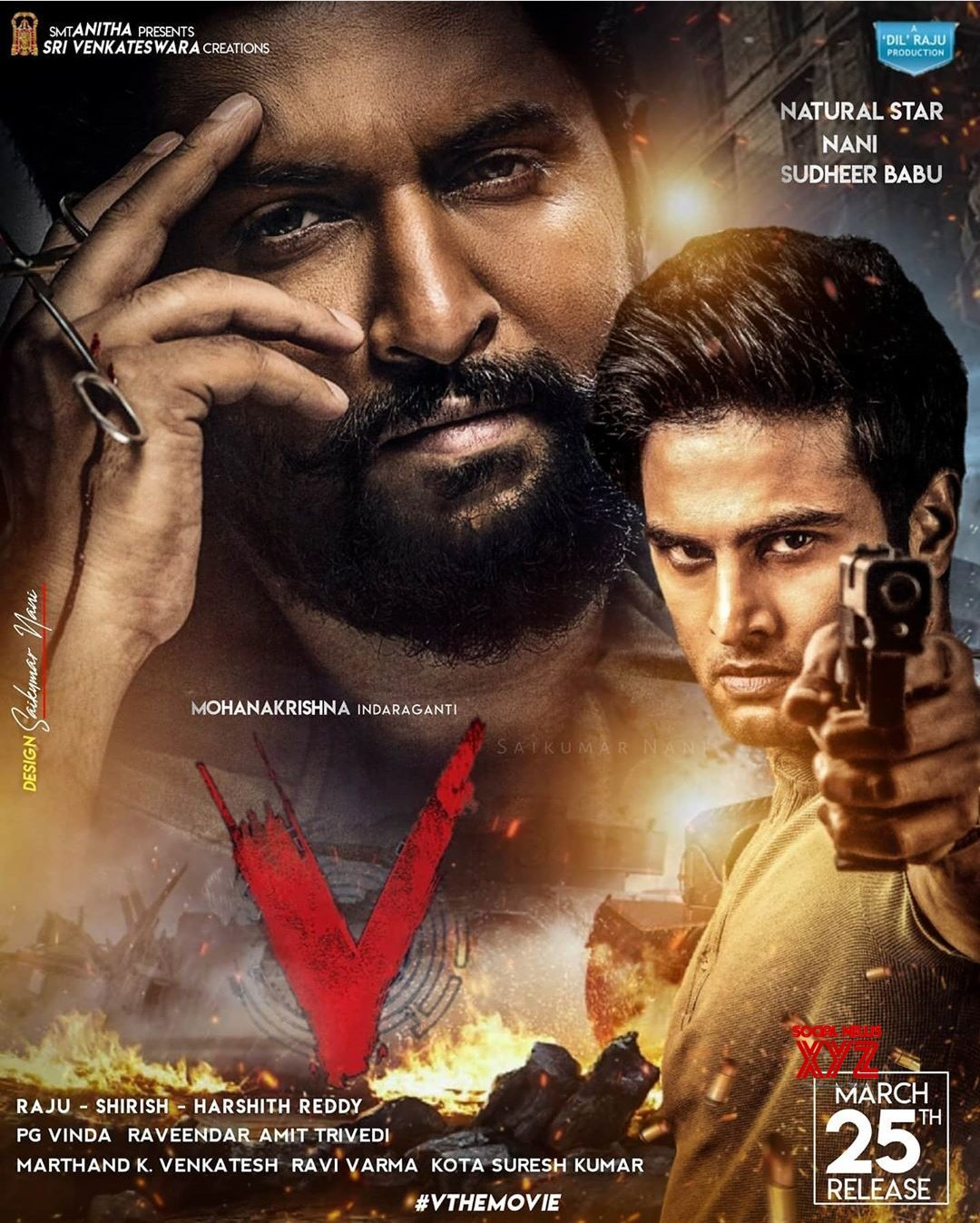 V 2021 Hindi Dubbed 720p HDRip ESubs 700MB