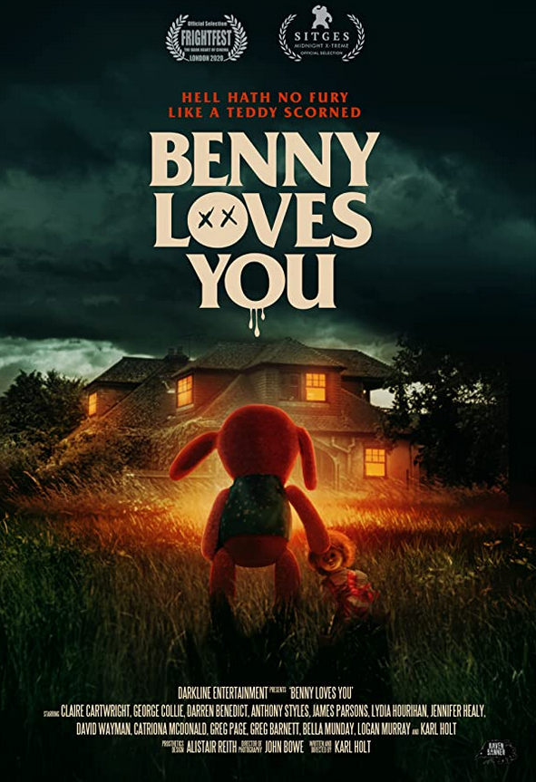 Benny Loves You 2020 English 300MB HDRip 480p Download