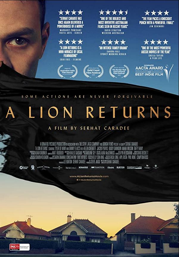 A Lion Returns 2020 English 290MB HDRip Download