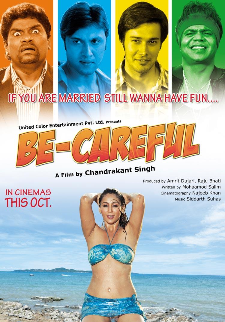 Be-Careful 2011 Hindi 292MB HDRip Download