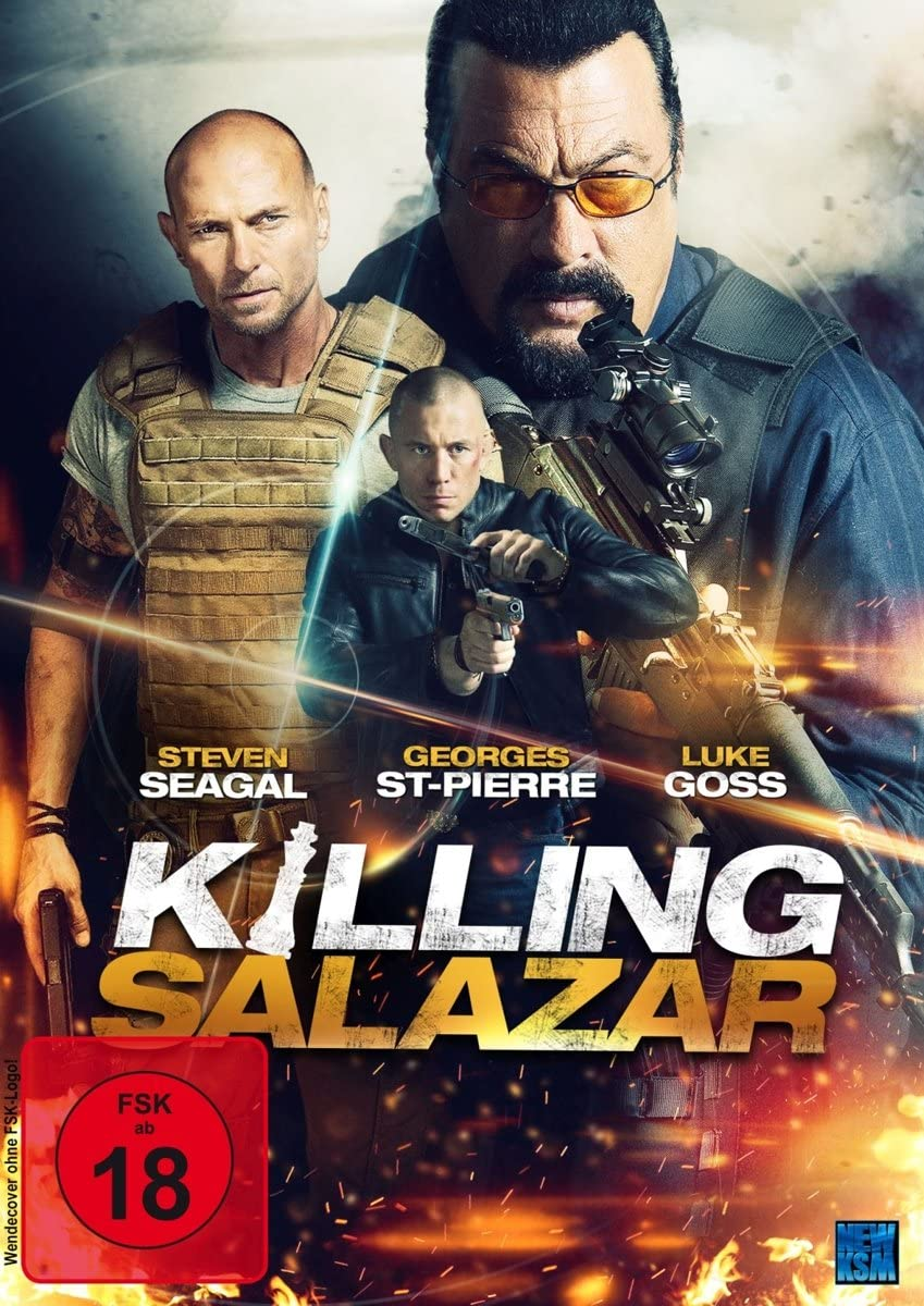 Killing Salazar 2016 Dual Audio Hindi ORG 1080p BluRay 2GB Watch Online and Download