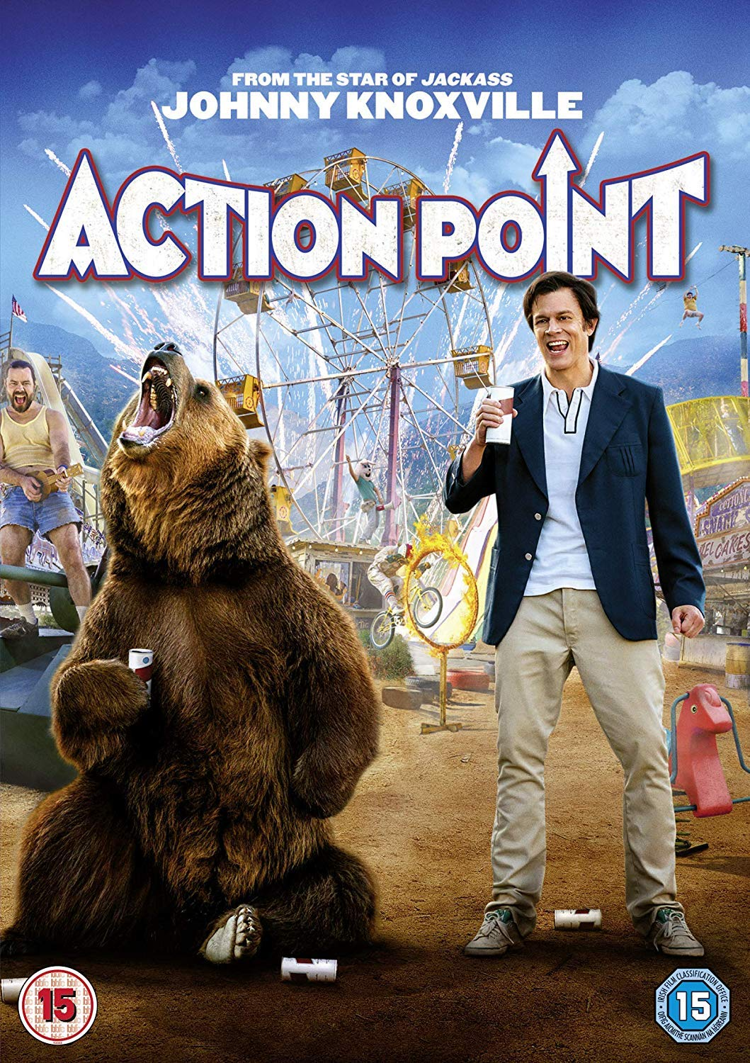 Action Point 2018 Hindi Dual Audio 300MB BluRay 480p ESubs Free Download