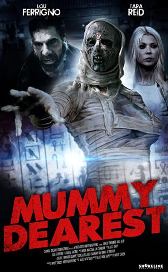 Download Mummy Dearest 2021 English 720p HDRip 800MB