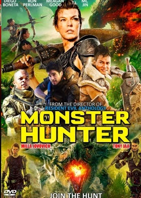 Monster Hunter 2020 Hindi ORG Dual Audio 1080p BluRay 2.2GB Watch Online and Download