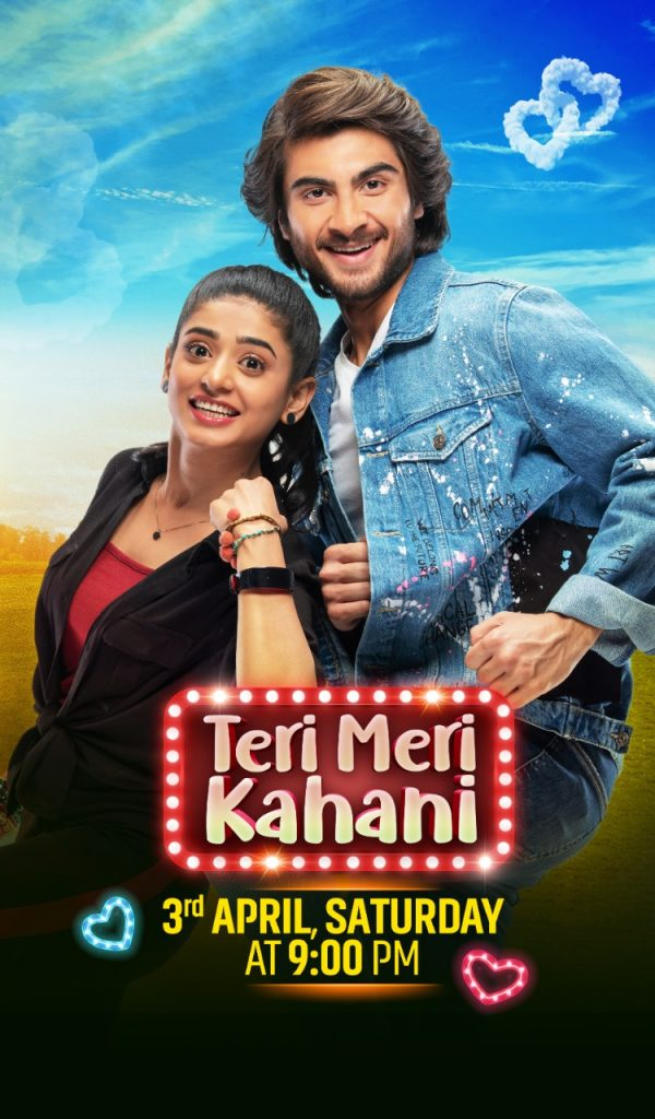 Teri Meri Kahani 2021 Urdu 320MB HDRip Download