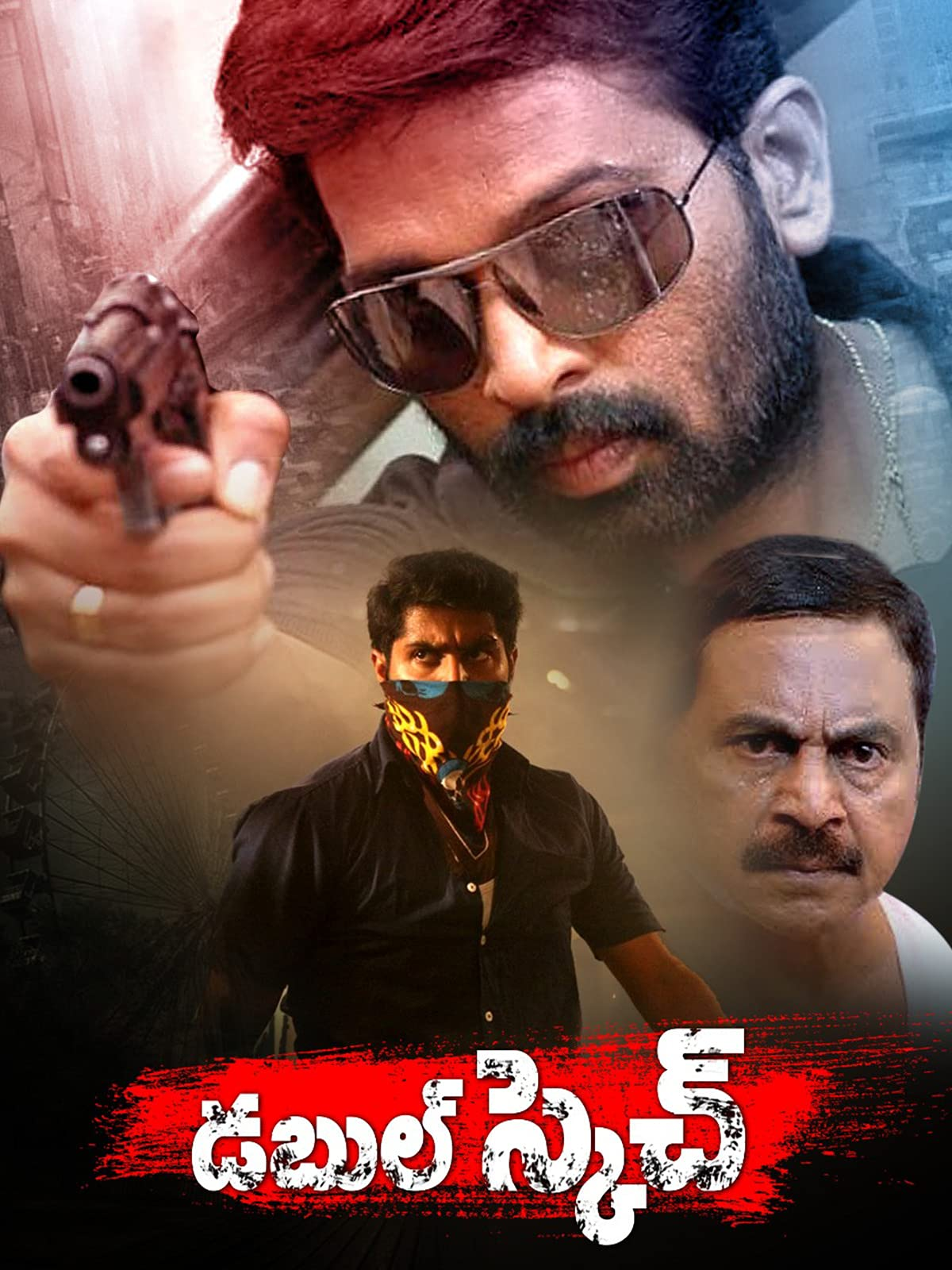 Double Sketch (2021) Hindi Dubbed HQ HDRip x264 450MB Download