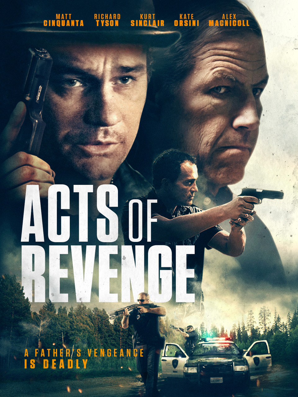 Acts of Revenge 2021 English 720p BluRay 800MB | 350MB Download