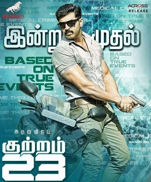 Kuttram 23 2017 Hindi Dual Audio 480p UNCUT HDRip ESubs 450MB x264 AAC