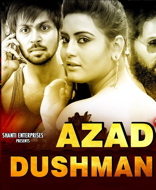 Azad Dushman (Rowdy Bhai) 2021 Hindi Dubbed Movie HDRip 350MB Download