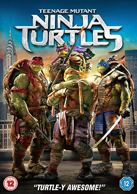 Teenage Mutant Ninja Turtles 2014 Hindi Dual Audio 720p BluRay 700MB Download