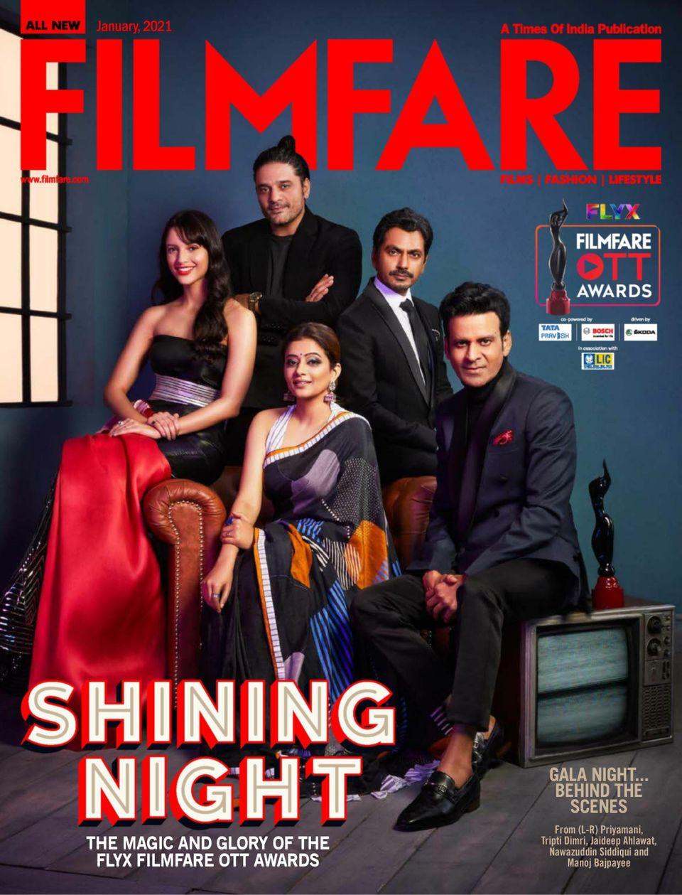 Filmfare Awards 2021 Hindi 720p HDRip 900MB | 410MB Download