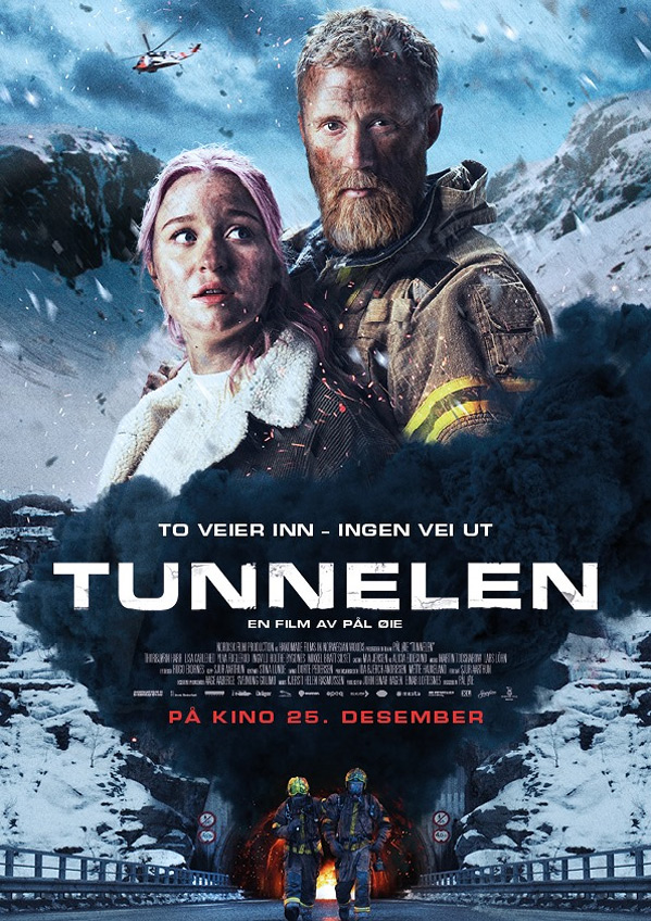The Tunnel 2020 English 720p HDRip 800MB Download