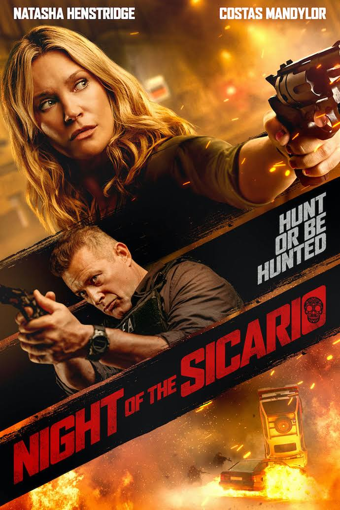 Night of the Sicario 2021 English 250MB HDRip 480p Download