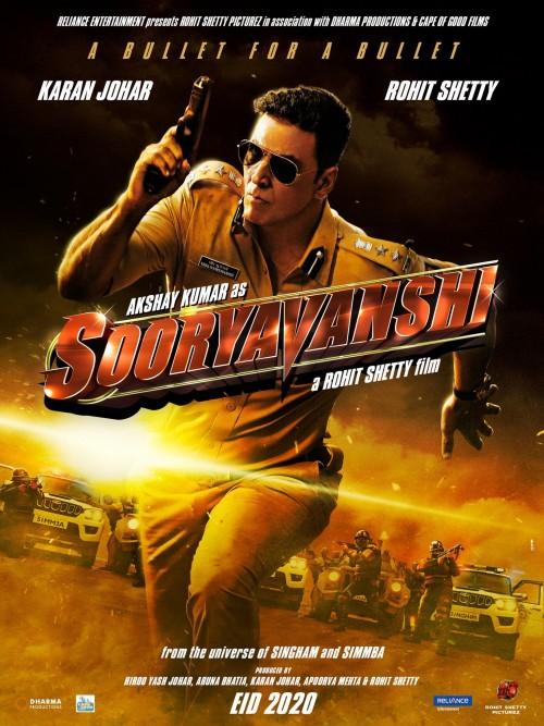 Sooryavanshi 2021 Hindi Official Trailer 480p 720p 1080p HDRip Download