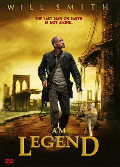 I Am Legend 2007 Hindi Dual Audio BluRay 400MB Download