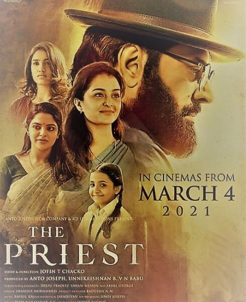 The Priest 2021 Malayalam 720p HDRip ESub 950MB Download