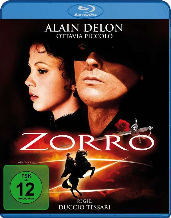 Zorro 1975 Dual Audio Hindi 450MB BluRay ESub Download