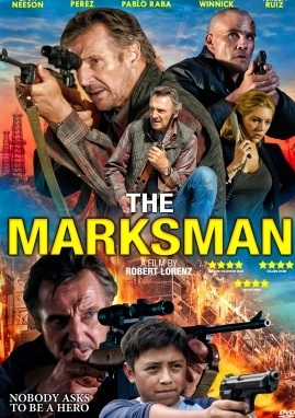 The Marksman (2021) Hindi Dual Audio WEB-DL x264 AAC 350MB Download