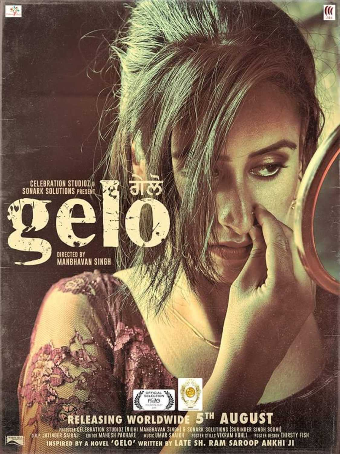 Gelo 2016 Panjabi 720p AMZN HDRip ESubs 800MB Download