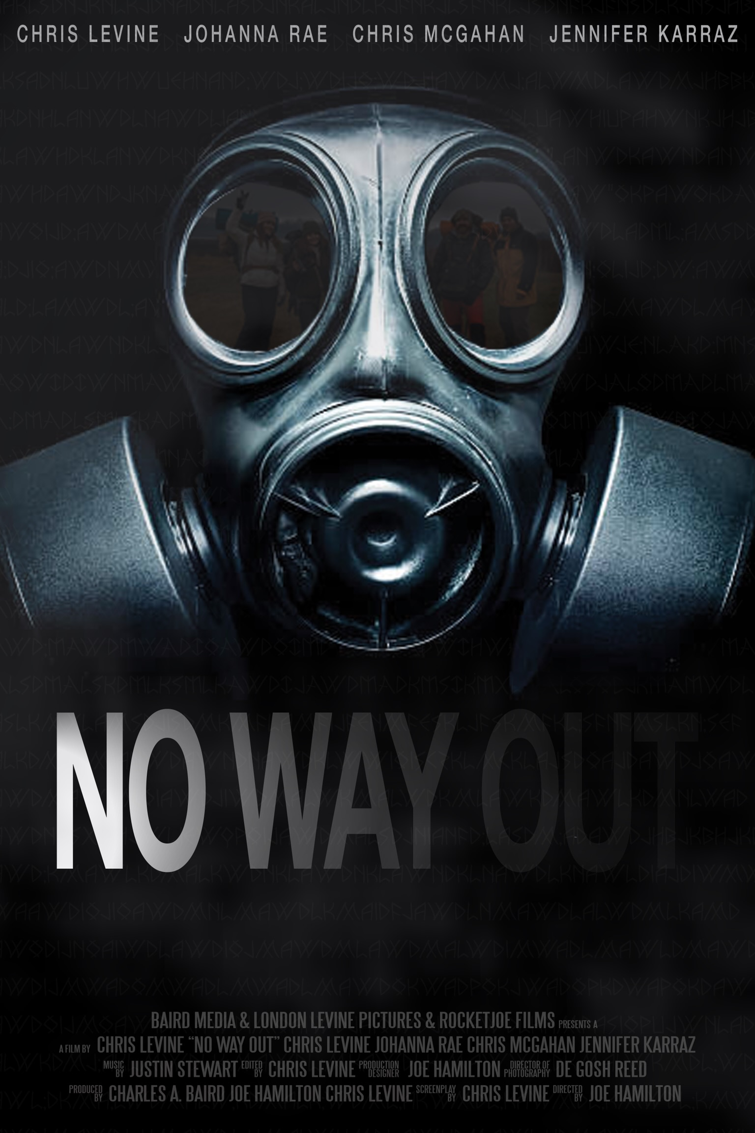 No Way Out 2020 English 720p HDRip 800MB Download