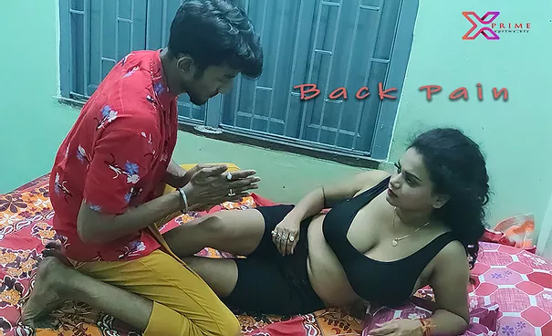 18+ Back Pain 2021 XPrime UNCUT Hindi Short Film 720p HDRip 200MB Download