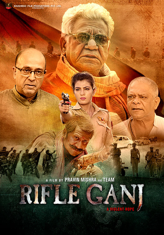 Rifle Ganj 2021 Hindi Full Movie 480p HDRip 400MB x264 AAAC