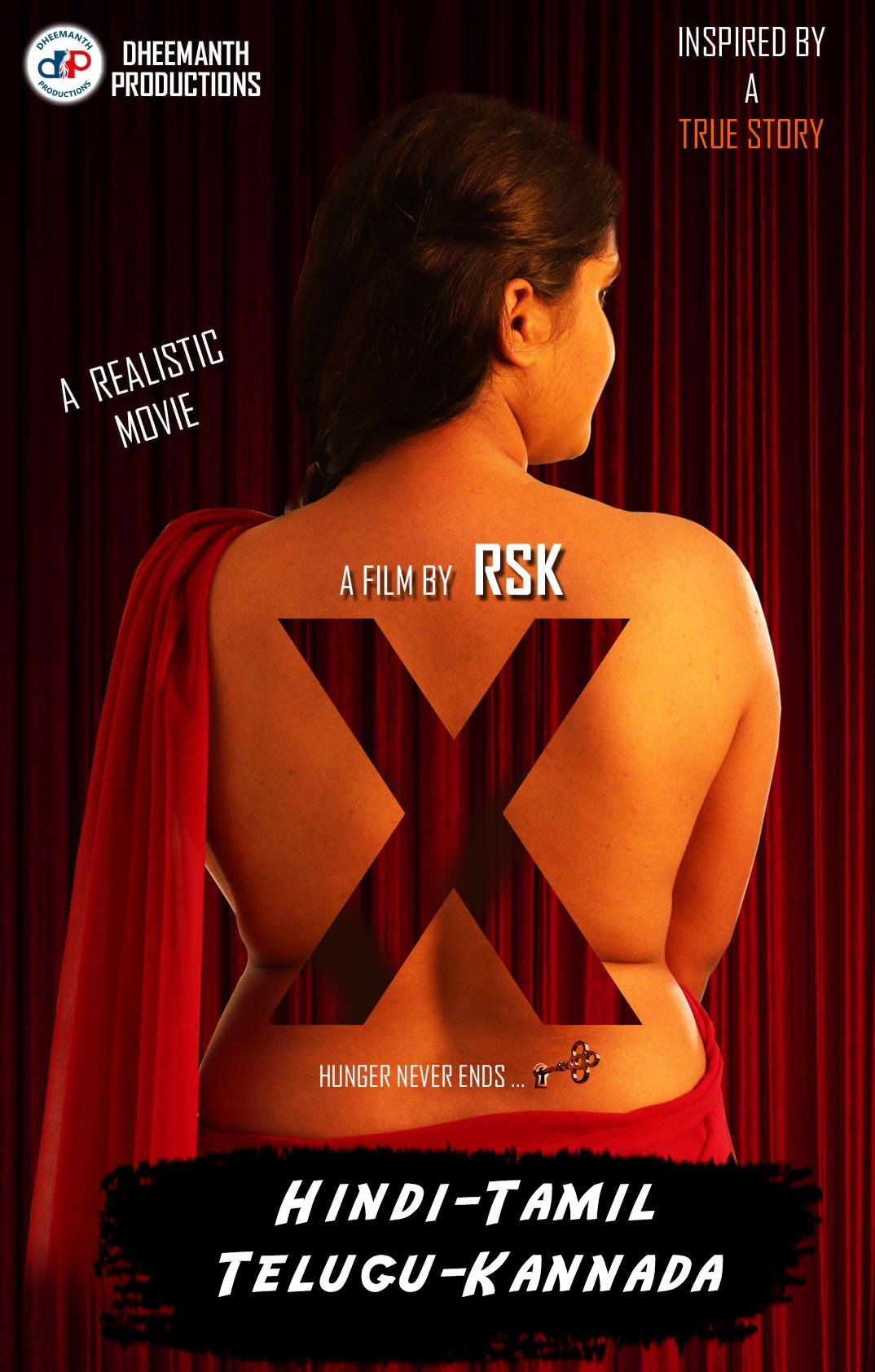 18+ X: Hunger Never Ends 2021 Hindi Short Film 720p HDRip 140MB x264 AAC