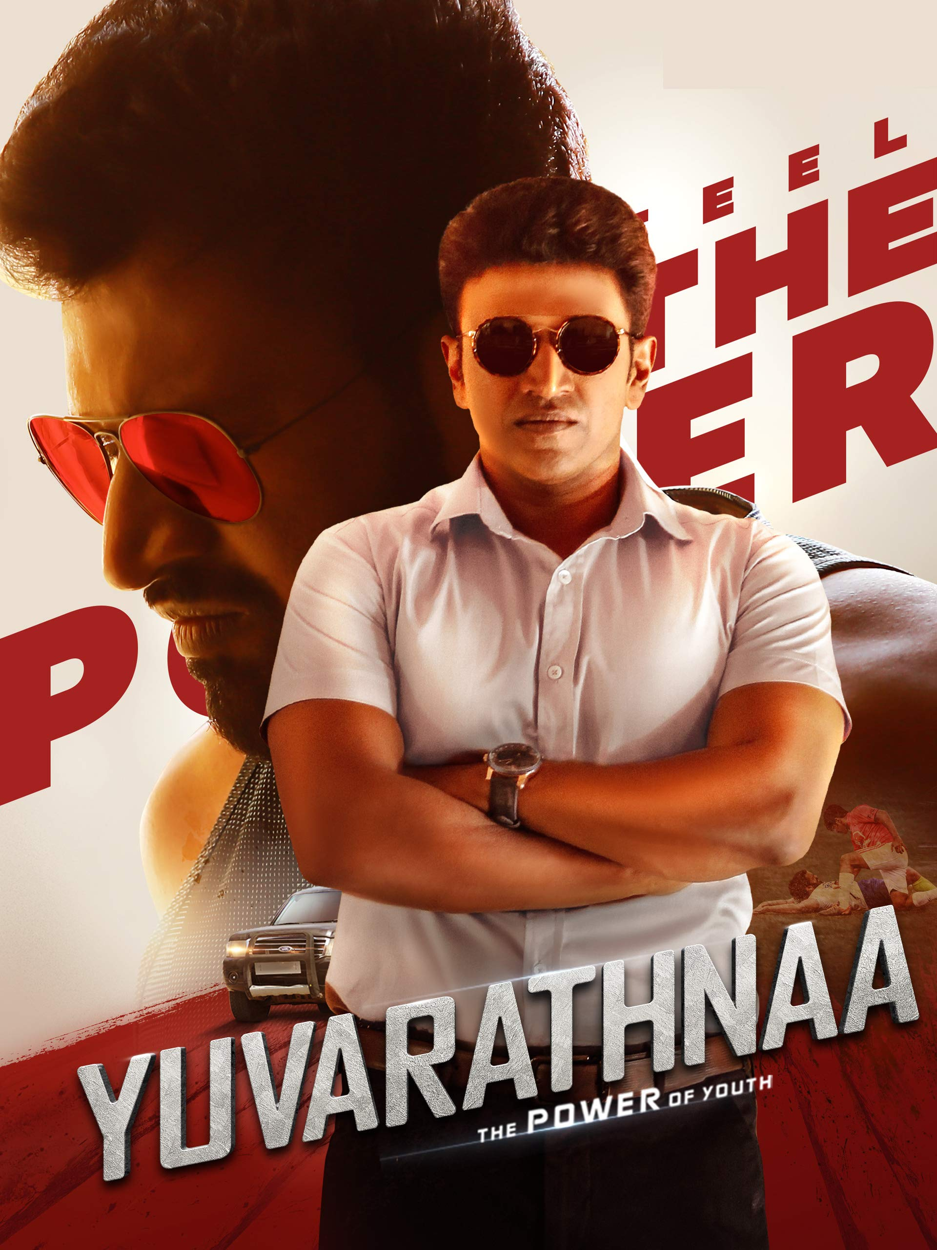 Download Yuvarathnaa 2021 Hindi Dubbed 720p HDRip ESub 1.4GB