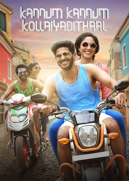 Kannum Kannum Kollaiyadithaal 2020 Hindi Dual Audio 550MB UNCUT HDRip ESubs Download