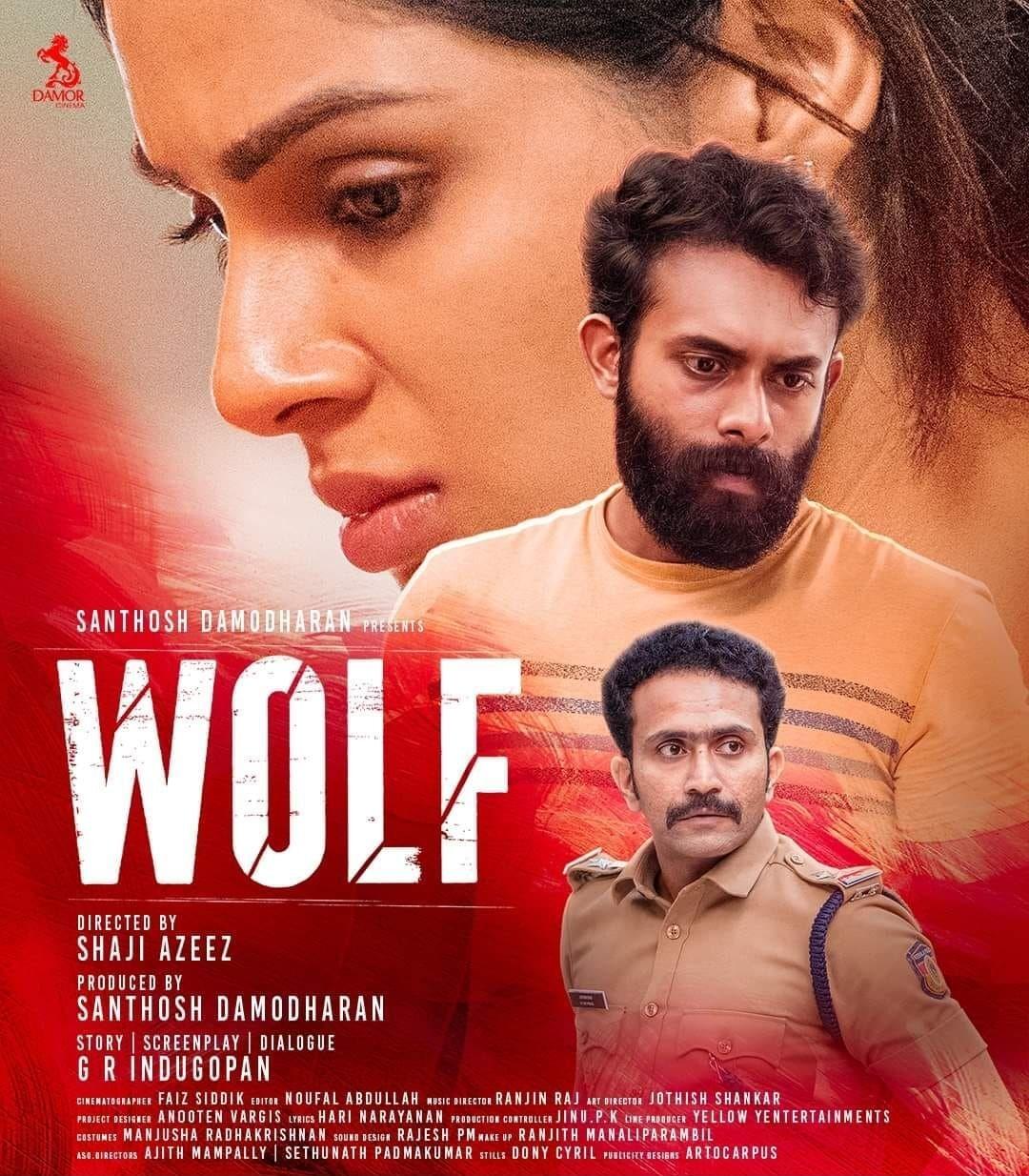 Wolf 2021 Malayalam 400MB HDRip Download