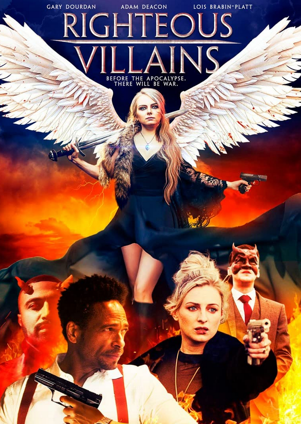 Righteous Villains 2020 English 250MB HDRip ESub Download