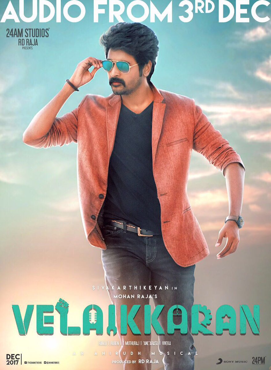 Jaago (Velaikkaran) 2017 Hindi Dual Audio 500MB UNCUT HDRip Download