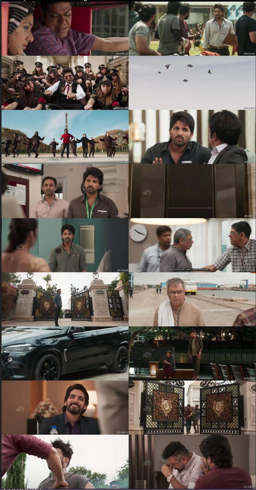 Ala Vaikunthapurramuloo 2021 Hindi Dubbed Movie Download