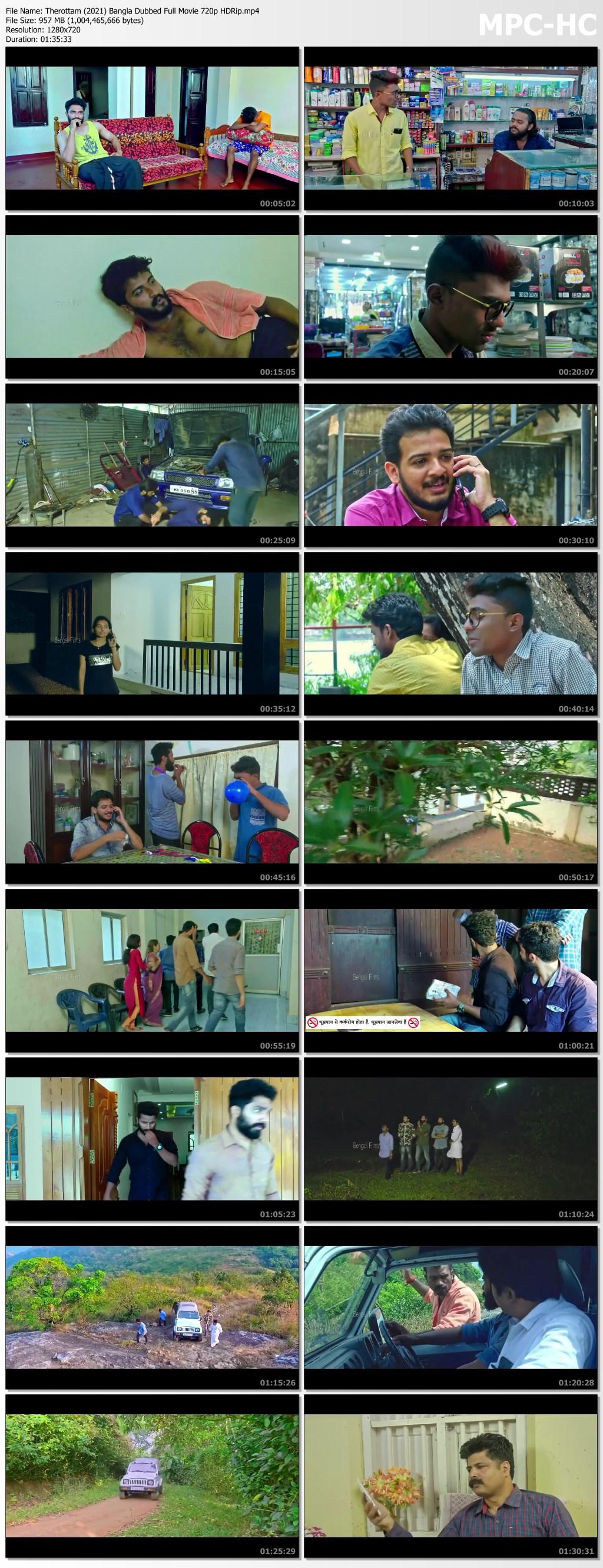 Therottam (2021) Bangla Dubbed Full Movie 720p HDRip.mp4 thumbs