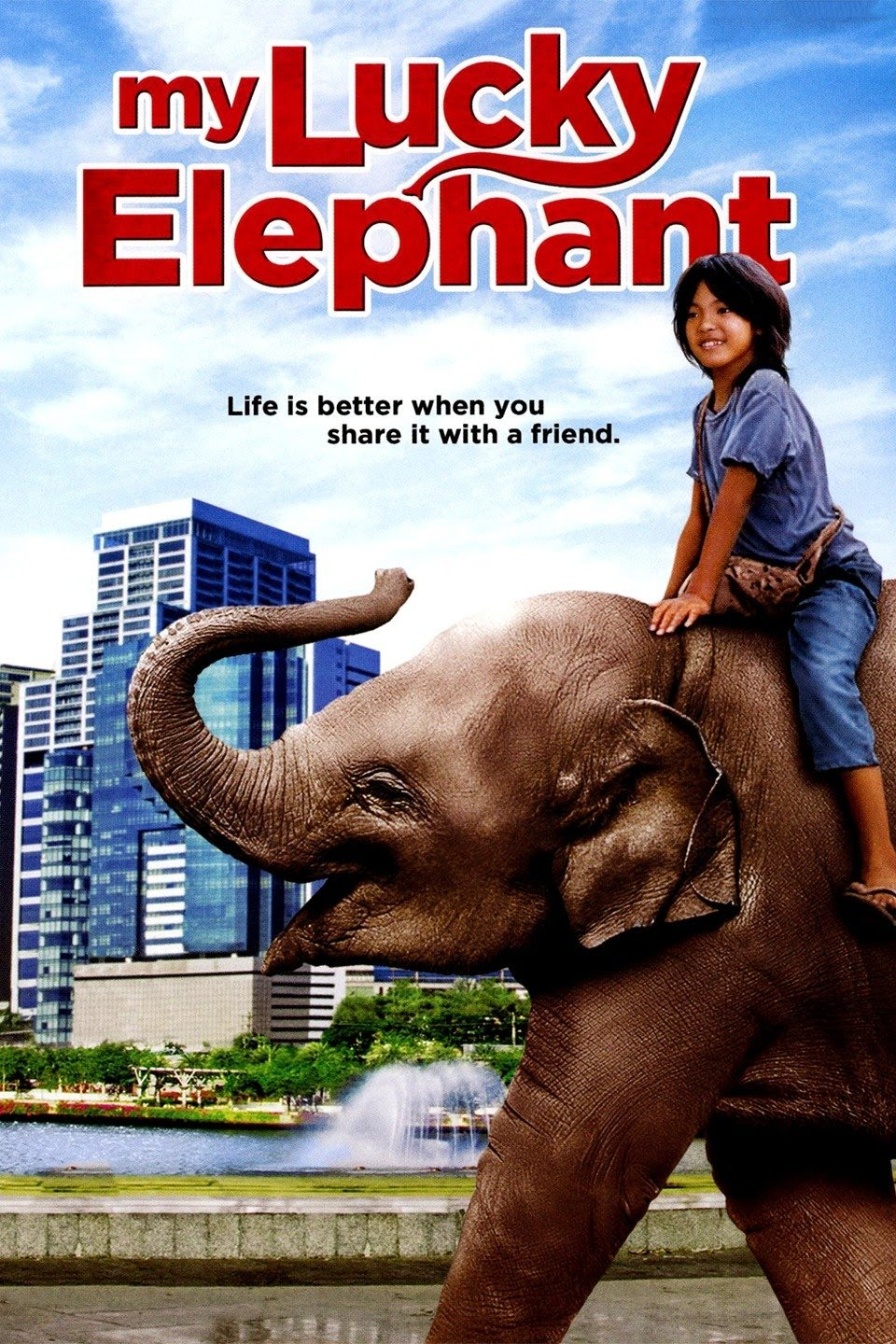My Lucky Elephant 2013 Dual Audio Hindi 720p HDRip 750MB Download