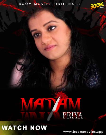 18+ Madam Priya 2021 BoomMovies Originals Hindi Short Film 720p HDRip 140MB x264 AAC