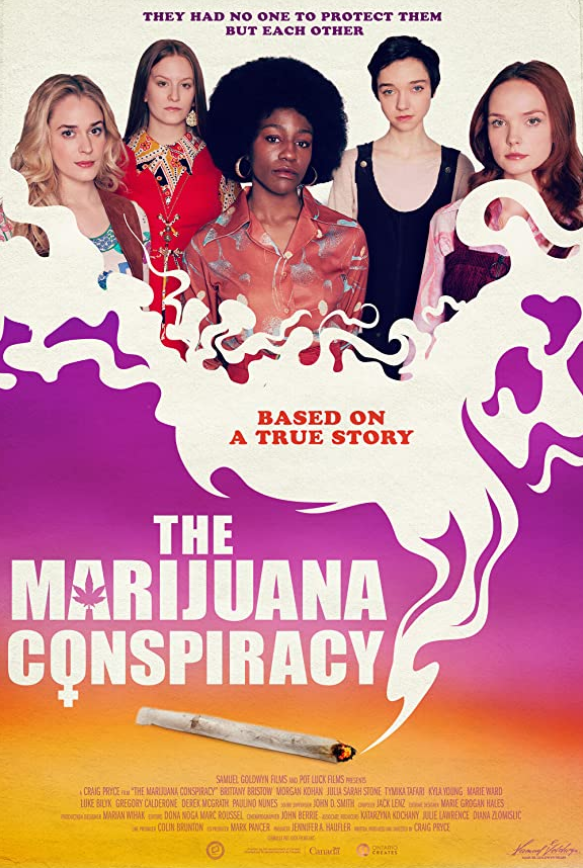 The Marijuana Conspiracy 2020 English 720p HDRip 800MB | 400MB Download