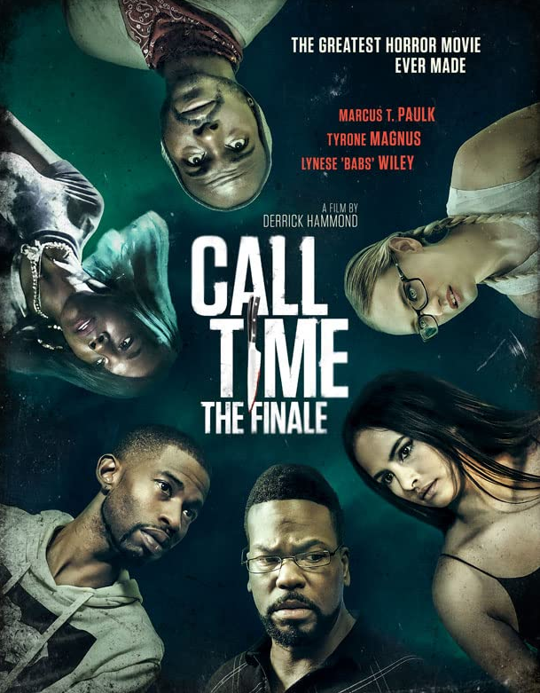 Call Time The Finale 2021 English 720p HDRip ESubs 800MB | 300MB Download