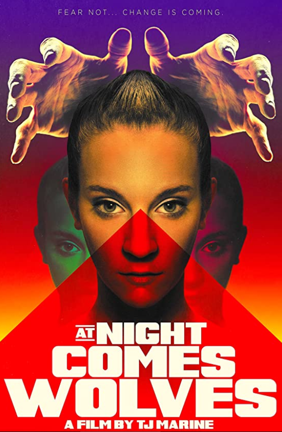 At Night Comes Wolves 2021 English 720p HDRip 800MB | 250MB Download