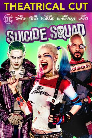 Suicide Squad (2016) Hindi Dual Audio HQ BluRay 400MB Download