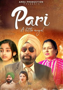 Pari A Little Angel 2021 Punjabi 720p HDRip 289MB Download