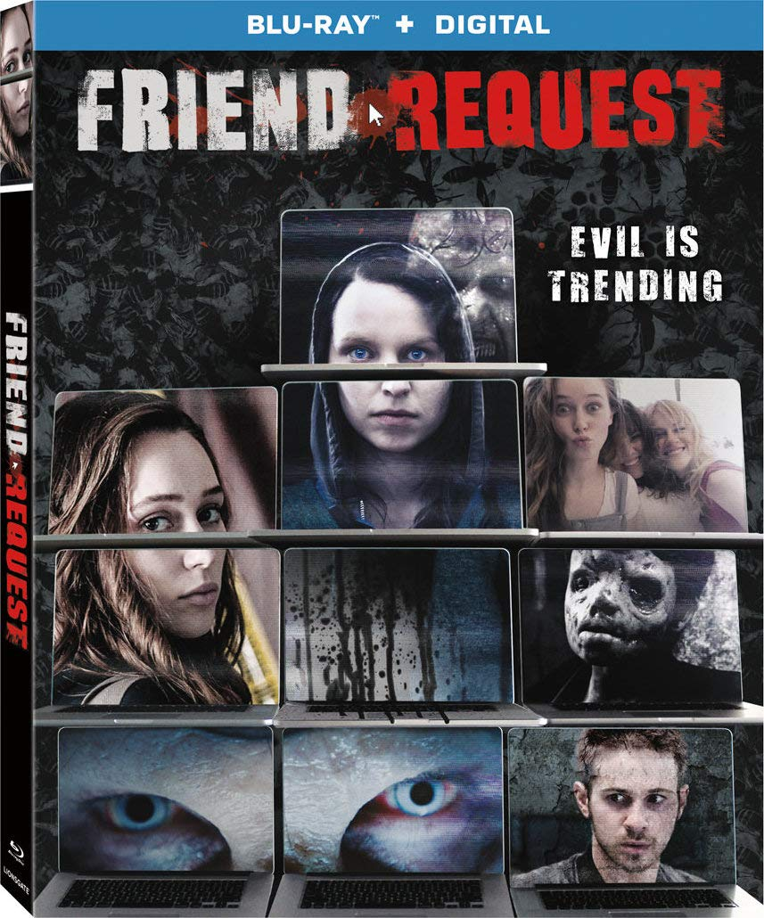 Friend Request 2016 Hindi Dual Audio 1080p BluRay ESubs 1.5GB