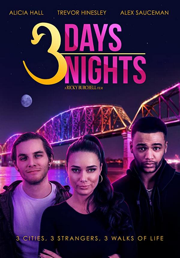 3 Days 3 Nights 2021 English 720p HDRip ESubs 800MB
