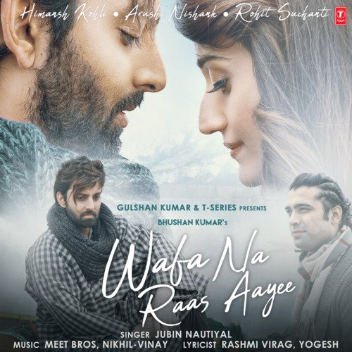 Wafa Na Raas Aayee 2021 By Jubin Nautiyal Hindi Official Video Song 1080p HDRip 73MB Download