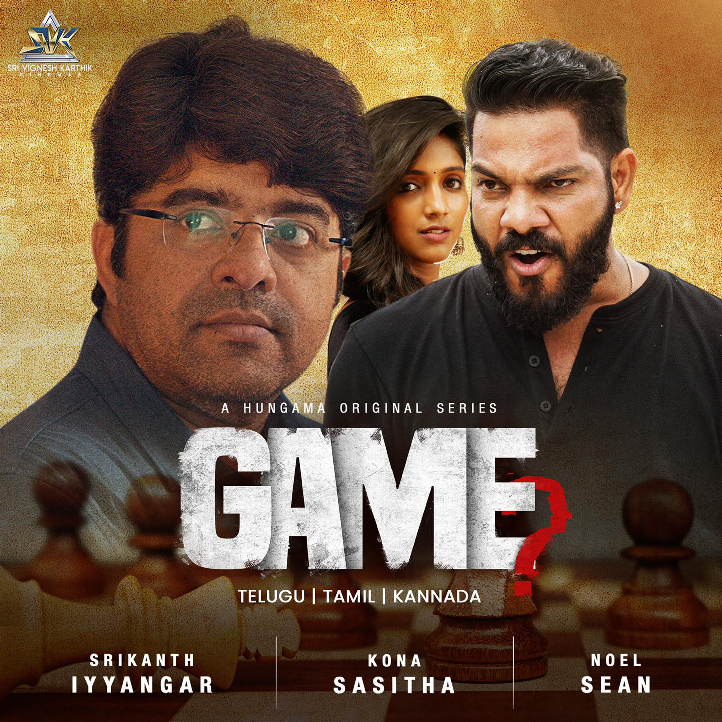 Game 2021 S01 Complete Hungama Original Tamil Web Series 720p HDRip 750MB Download