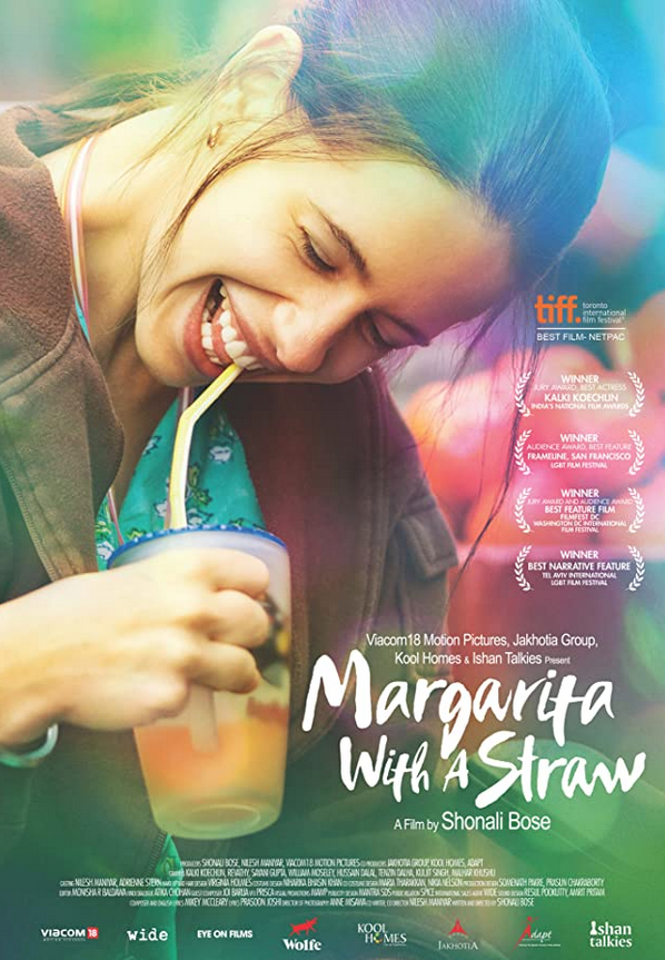 18+ Margarita with a Straw 2021 Hindi Hot Movie 720p BluRay 700MB Download