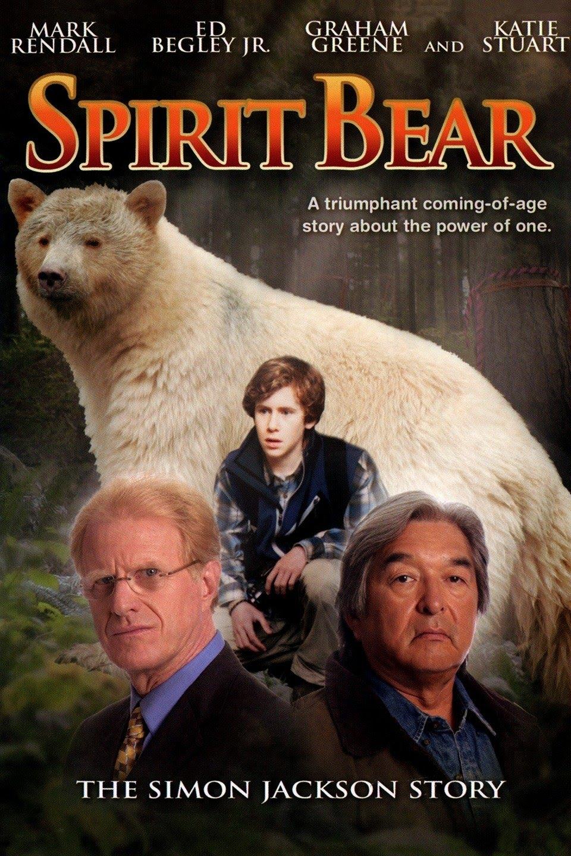 Spirit Bear The Simon Jackson Story 2005 Hindi Dual Audio 720p BluRay 750MB Download
